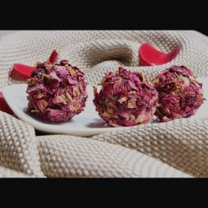 Rose Almond Truffle