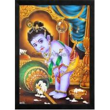 Krishna - Oil Paintings
