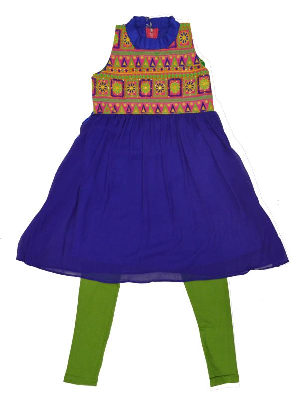 Ethnic Suit for Girls
