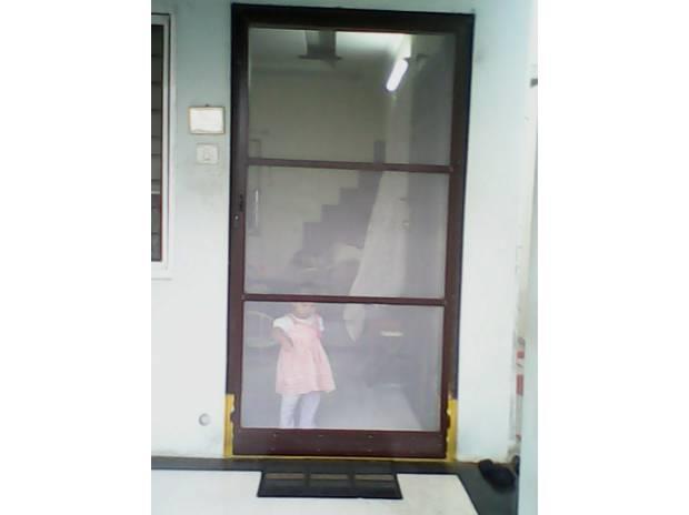 MOSQUITO MESH DOOR