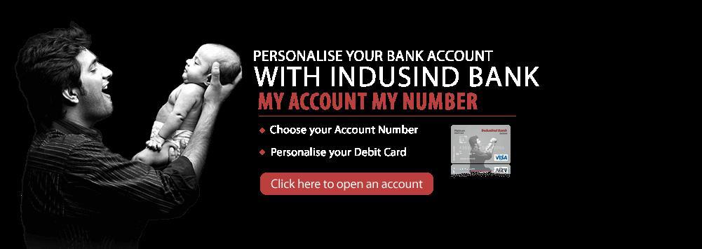 IndusInd Bank Savings Account