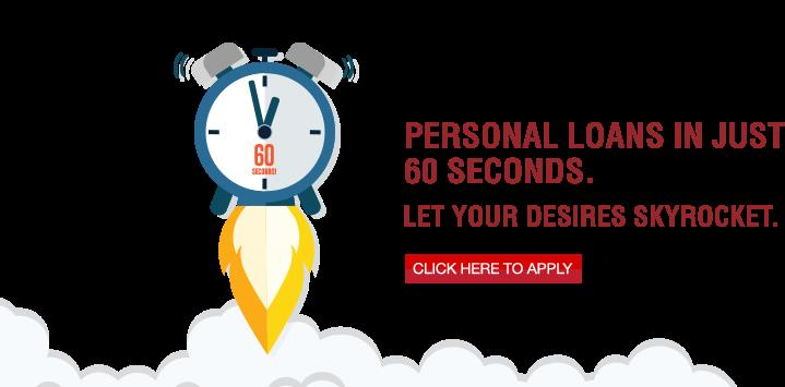 IndusInd Bank Personal loans