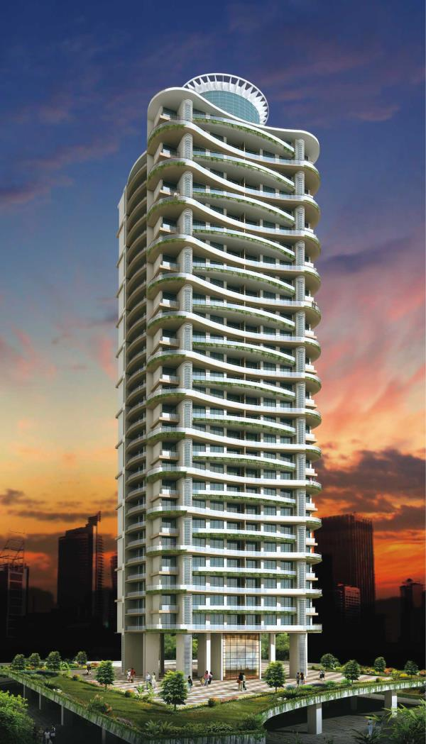 Raj Altezza by Rajesh Life spaces at Mulund(W)
