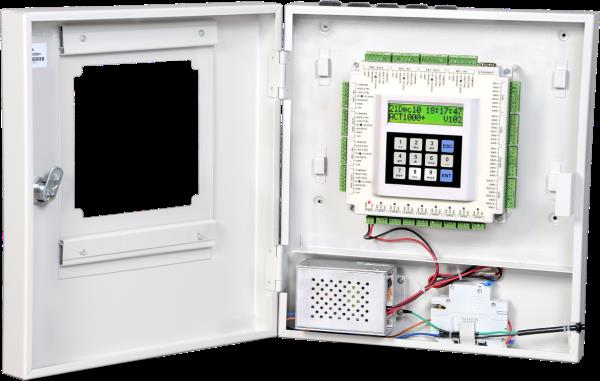 Two Door Access Controller