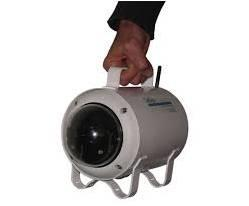 Mobile Surveillance Torch Camera