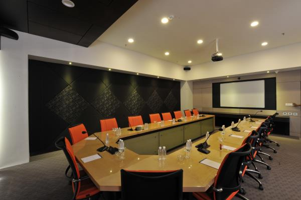 Corporate Board Rooms