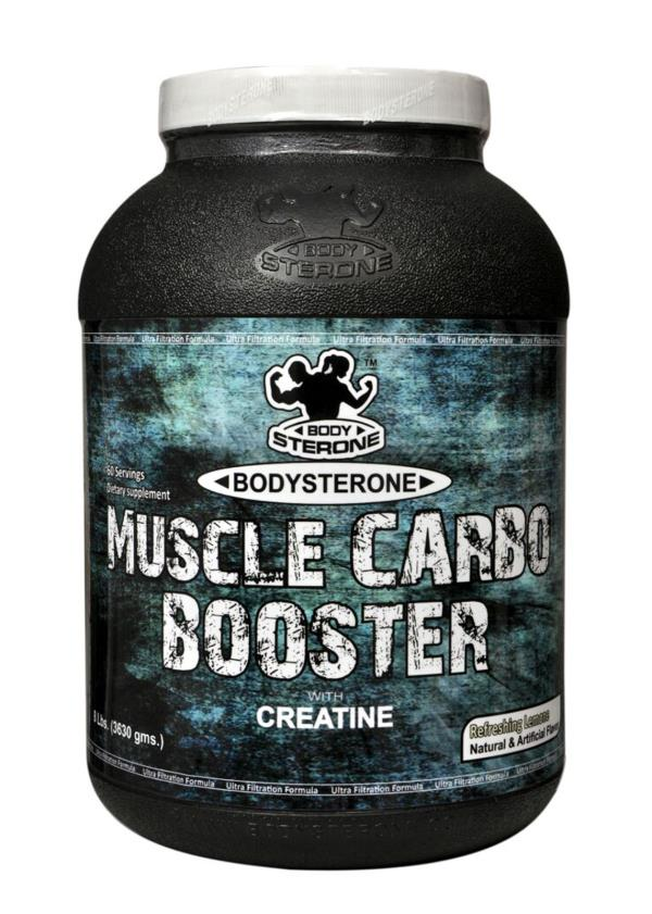 MUSCLE CARBO BOOSTER