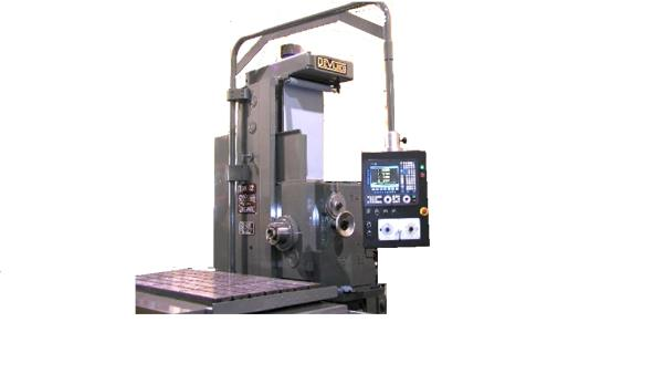CNC CONVERSION WITH MACHINE RECONDITIONING