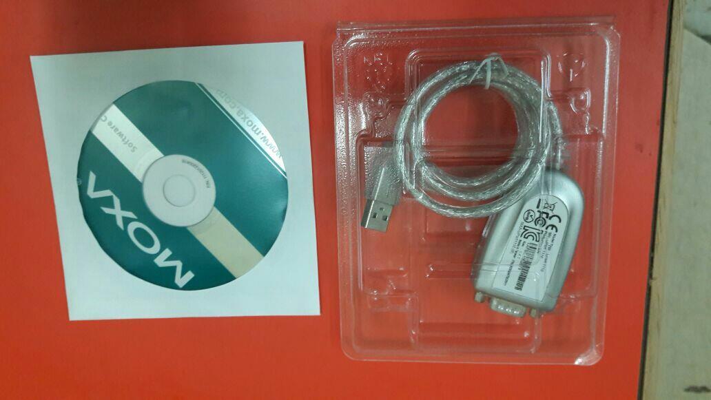USB to serial converter Moxa