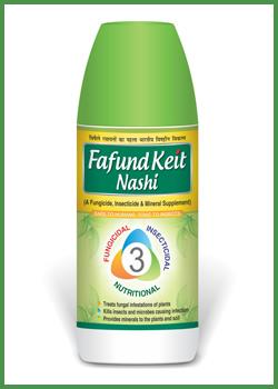 Fungicide & Insecticide (Fafund Keit Nashi)