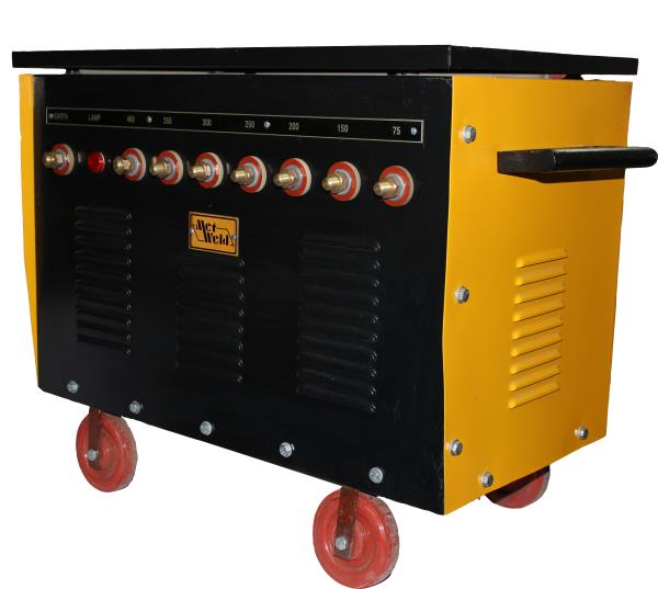 STUD TYPE 400 AMP WELDING TRANSFORMER | MTS - 400