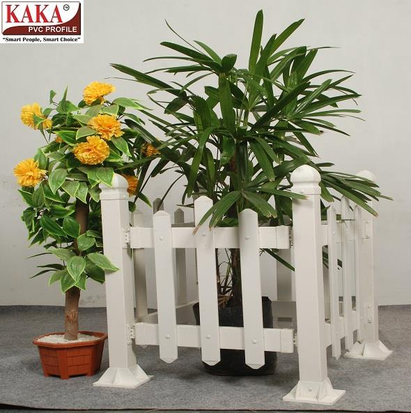 PVC Decorative Fencing