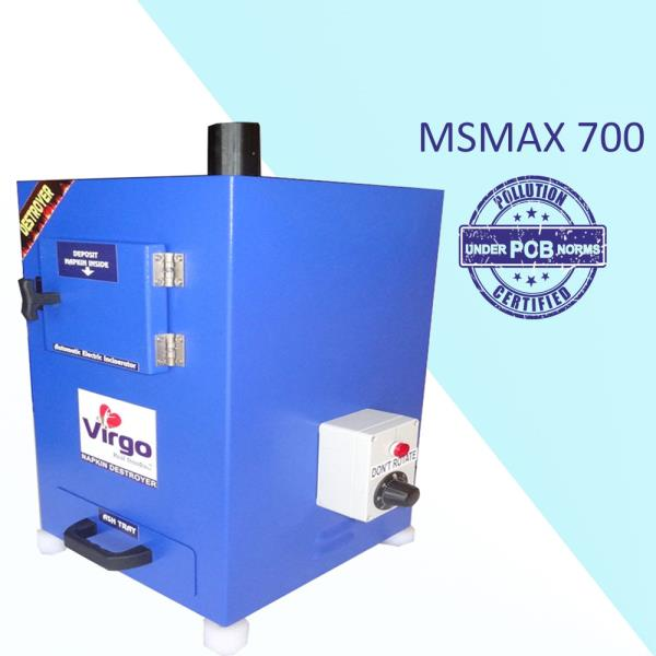 Best Quality Sanitary Pad Destroyer Manufacturers in India