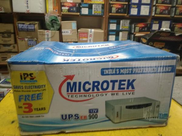 MICROTEK UPS & INVERTERS