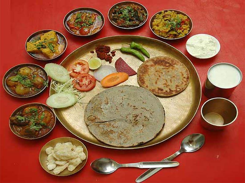 Kathiyawadi Food in ahmedabad