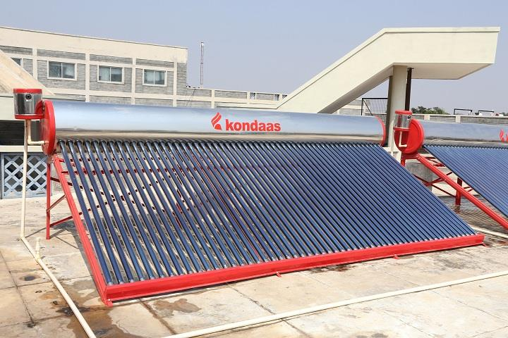 Solar Water Heater -ETC 500 LTR