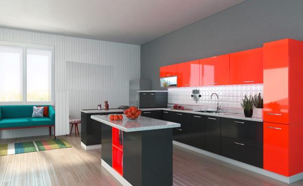 Modular kitchen for your budget price