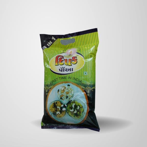 3 in 1 Poha - Flattened Rice - 1 kg