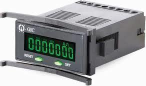 GIC Digital Hour Meter / Counter - Z2221N0G2FT00