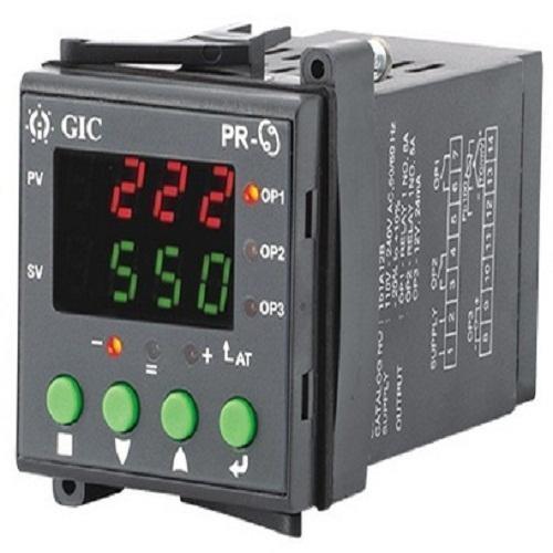 PID Temperature Controller 110 - 240 VAC,Relays, 1 Analog Output - 151C12B