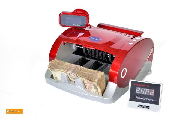 Loose Note Currency Counter 2900