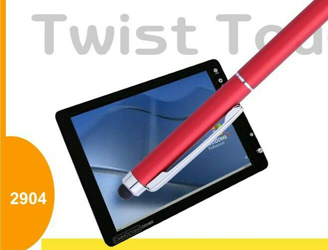 Pen with Stylus