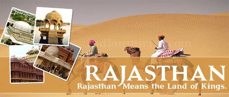 Rajasthan tour package for 7 nights and 8 days