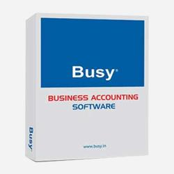 Busy Software Enterprise Edition Multi User Version 16