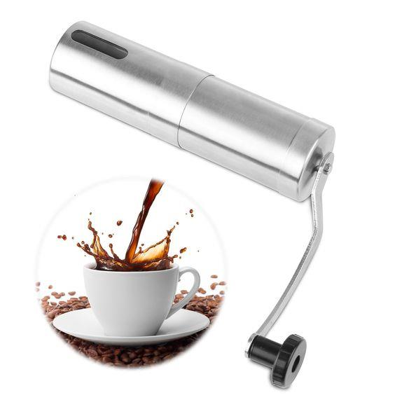 HSP Stainless Steel Manual Coffee Grinder