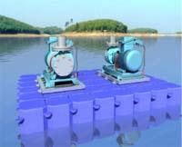 FLOATING PUMPS IN INDORE, INDIA
