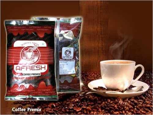 Coffee primix