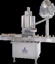 AUTOMATIC MULTI HEAD ROPP CAP SEALING MACHINE :  Ahmedabad, Gujarat
