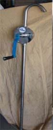 ROTARY TYPE HAND OPERATED BARREL PUMPS