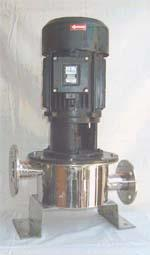 VERTICAL SINGLE STAGE CENTRIFUGAL PUMP IN HYDERABAD, INDIA