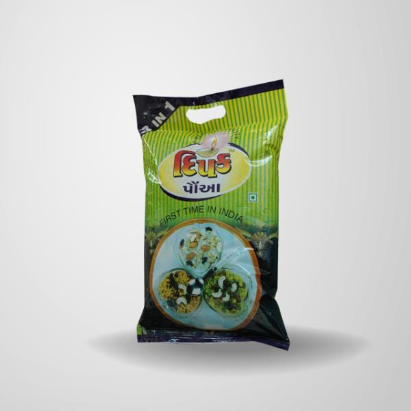 Hajikhani Poha - Flattened Rice - 500 gm