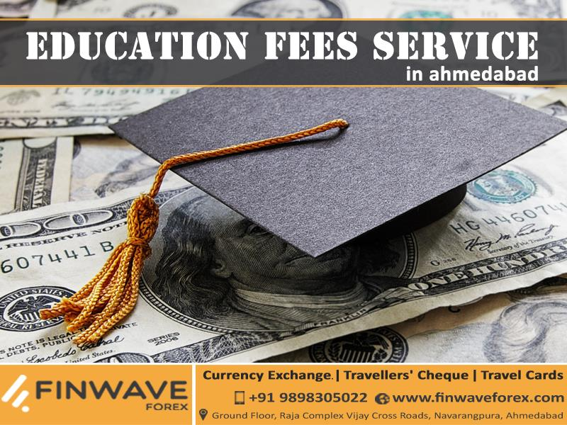 Overseas Education Fees Transfer from Ahmedabad