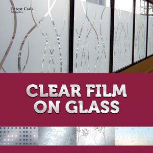 Clear Film Printing