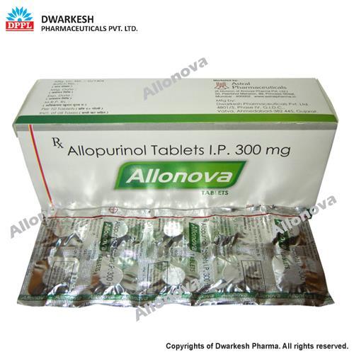 Allopurinol Tablets
