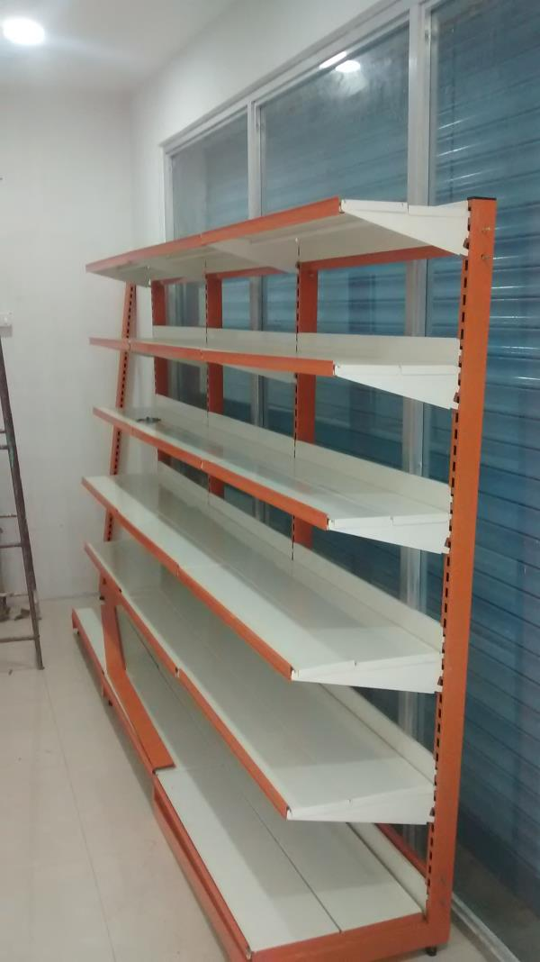 L Type / Wall Rack Without Back sheet