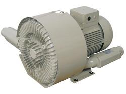 Cleantek Manufacturing High Airflow Pressure Ring Blowers for Air Agitation in Water.