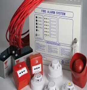 Fire Alarm & Smoke Detection System in pune
