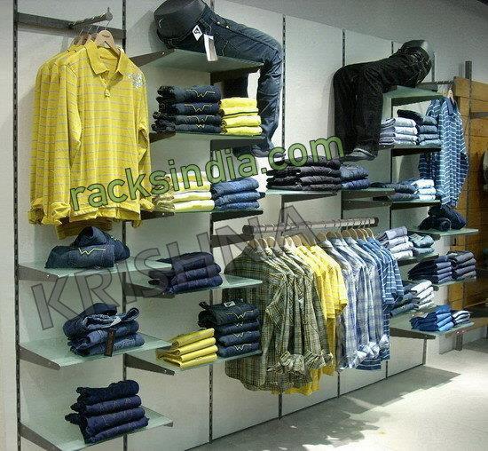 Display Garment Racks