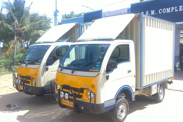 Container Coach