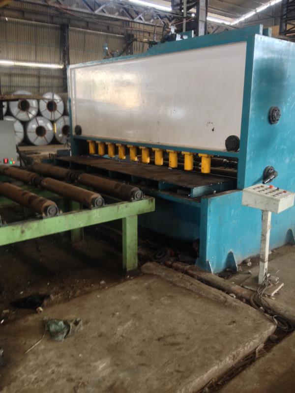 Heavy Straightening Machine For Thicker Plate