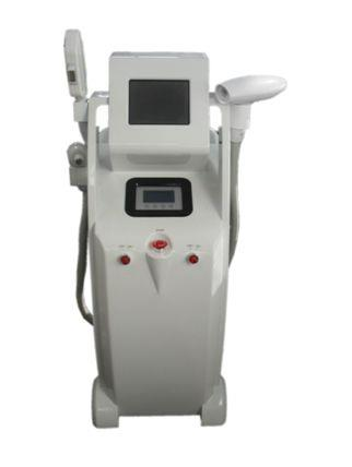 E-LIGHT + ND YAG LASER DOUBLE SCREEN WITH TWO CLIENT TREATMENT AT A TIME