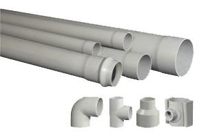 UPVC PRESSURE PIPES & PRESSURE FITTINGS