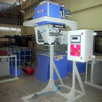 gross weighing and bagging machine