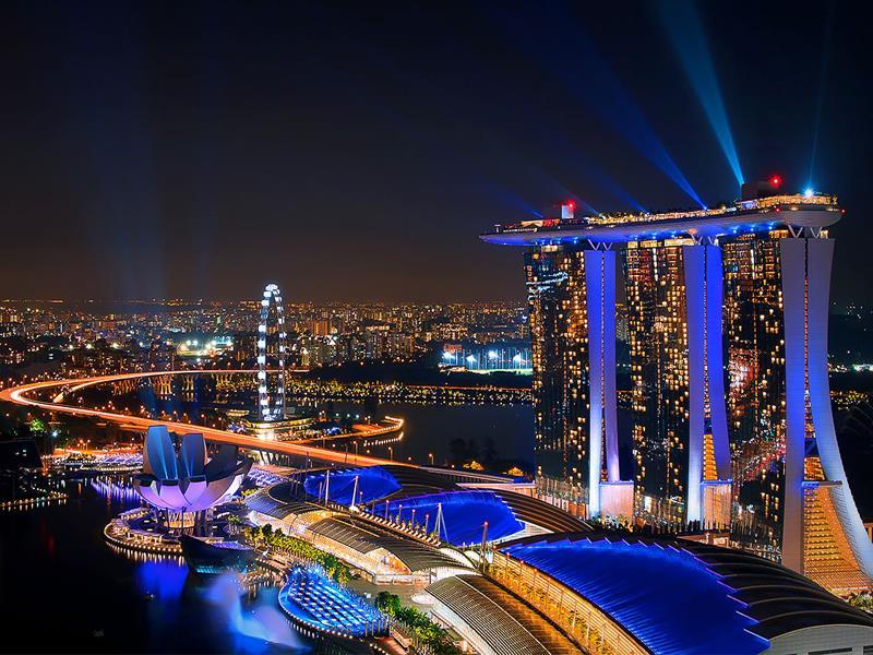 Singapore family Tour 3N/4D