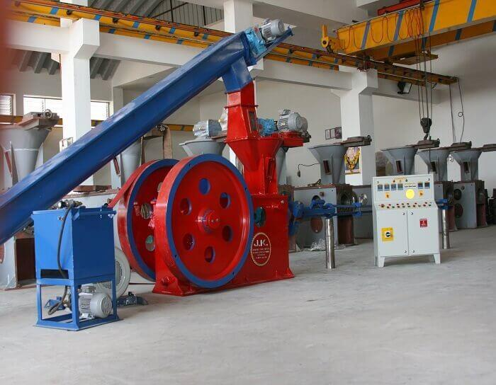Super 65 Model of Briquetting Plant in Kenya