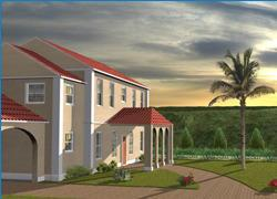 Applications - Low cost residential buildings